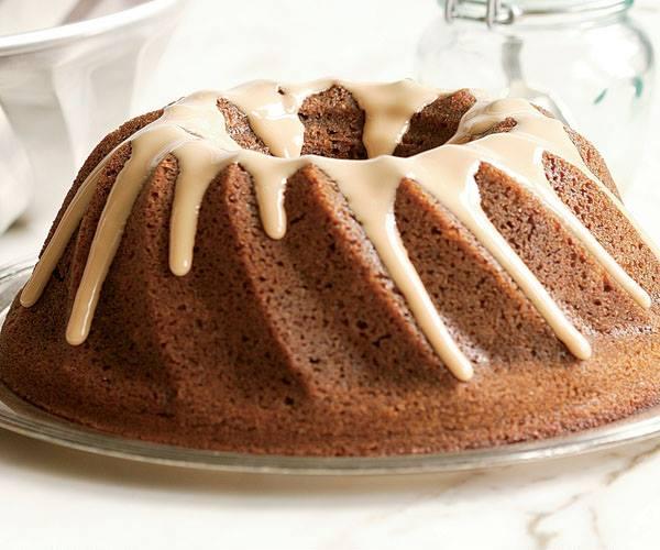Espresso Gingerbread Cake Recipe - Bit O Java