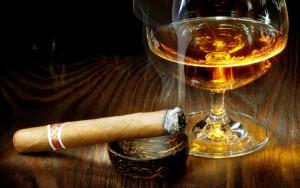 Alcohol-Cigars